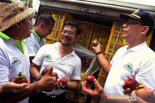 BPS: Ekspor pertanian tumbuh 12,66 persen pada April