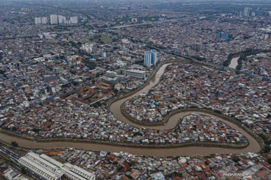 DKI nyatakan normalisasi sungai tetap ada di RPJMD