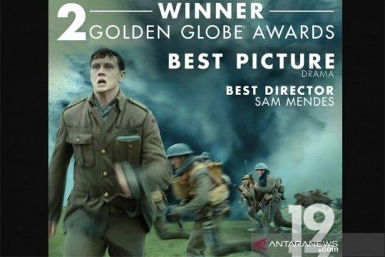 """1917"" kalahkan ""Joker"" dan ""Marriage Story"" di Golden Globe 2020"
