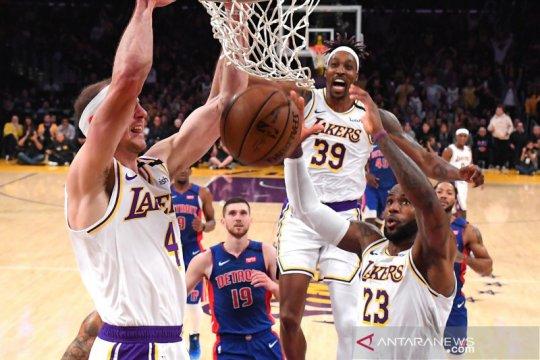 NBA di ambang kesepakatan rampungkan musim dengan 22 tim