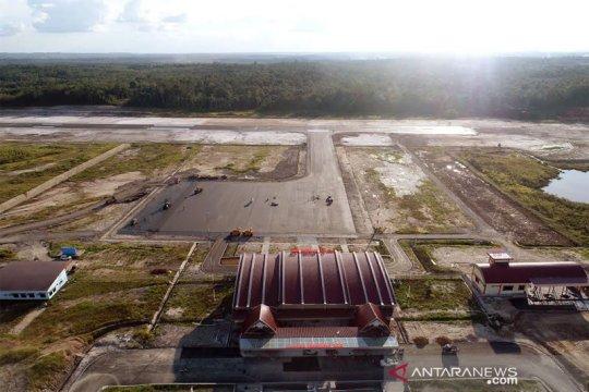 Bandara Muhammad Sidik di Barito Utara Kalteng akan beroperasi 2020