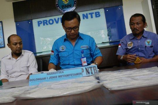 BNNP NTB sita dua kilogram shabu-shabu beredar di Sumbawa
