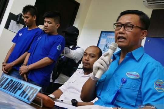 BNNP NTB telusuri pemasok dan pemesan 2 kilogram sabu-sabu asal Aceh