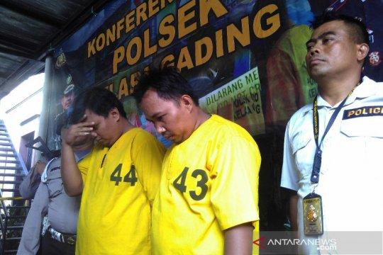 Korban pemerasan diancam dibawa ke LP Cipinang