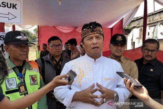 Bupati Bandung prihatin dengan OTT yang menjerat Kabid SMP Disdik