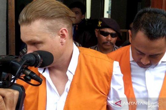Dua pengguna narkotika asal Australia terima vonis di PN Denpasar