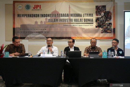 MUI ingatkan Indonesia belum jadi pusat halal dunia