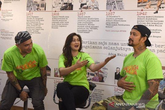 Tora Sudiro kenang Ria Irawan sosok berdedikasi