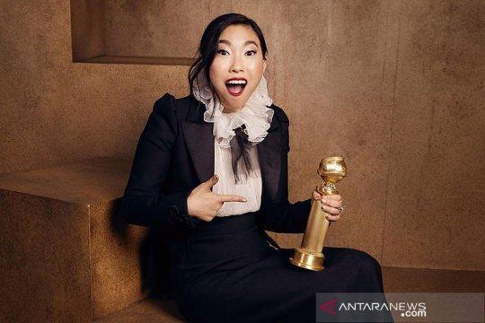 Cetak sejarah baru, Awkwafina wanita Asia pertama tembus Golden Globe