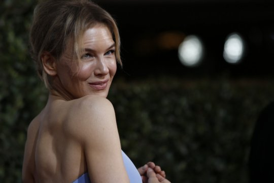 Renee Zellweger aktris terbaik kategori drama Golden Globe 2020