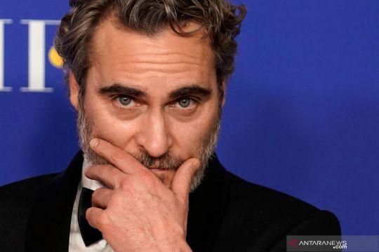 """Joaquin Phoenix """"Joker"""" raih aktor terbaik di Golden Globe 2020"""
