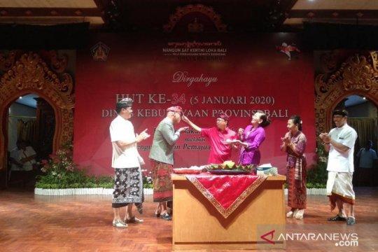 Gubernur Koster gagas festival budaya dunia di Bali