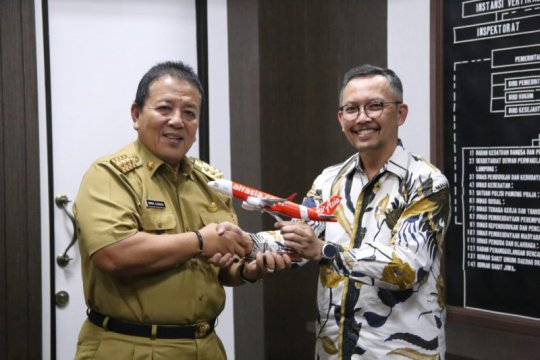 Air Asia bakal buka penerbangan Kuala Lumpur-Lampung tahun ini