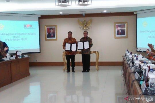BPK-KPK teken kerja sama tindak lanjut pemeriksaan kerugian negara