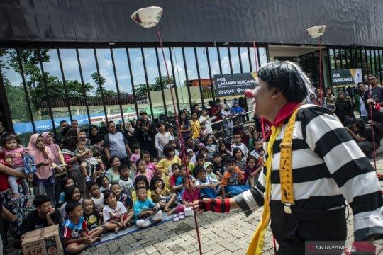 Menteri PPPA pantau pemenuhan hak anak korban banjir