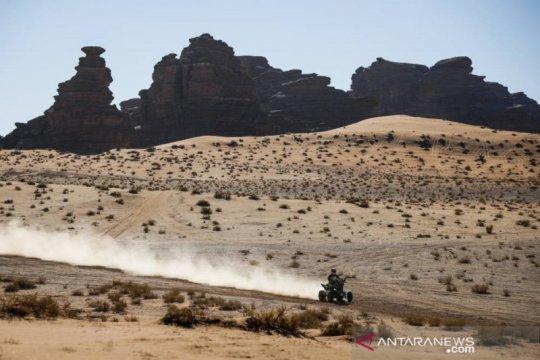 Enrico raih kemenangan perdana di etape III Reli Dakar2020