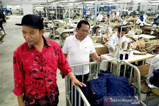 Pemkab Banyumas akan bangun kawasan industri garmen