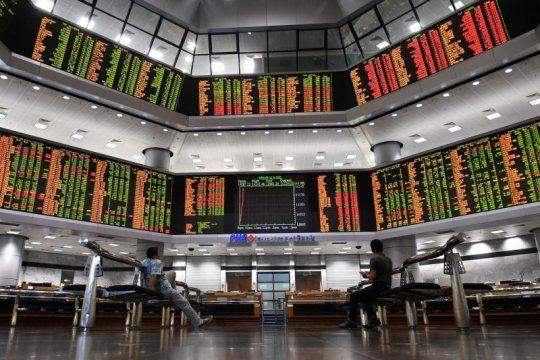 Saham Malaysia melambung 5 hari beruntun, indeks KLCI naik 1,18 persen