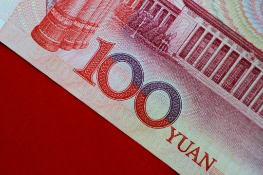 Yuan menguat 4 hari beruntun, naik lagi 80 basis poin per dolar AS