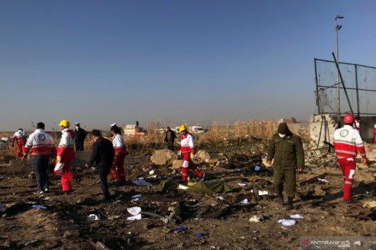 Menlu Ukraina sebut ada 82 WN Iran, 63 WN Kanada di pesawat jatuh