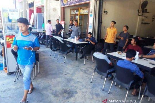 Gempa magnitudo 5,2 terjadi di pantai barat Meulaboh Aceh