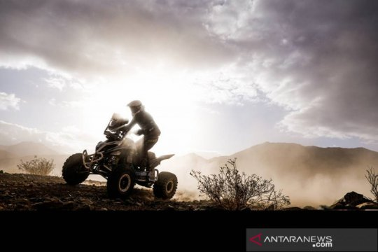 Juara etape IV, Casale teruskan dominasi kategori quad bike Dakar 2020