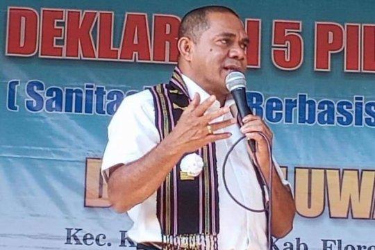 Bupati Flores Timur serahkan kasus Sagu ke kepolisian
