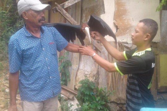 BKSDA Maluku amankan burung julang Papua