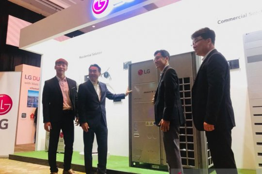 Ekspansi pasar, LG Electronics kembali produksi AC di Indonesia