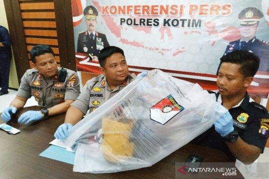 Pembunuh ibu kandung di Kalteng positif gunakan narkoba