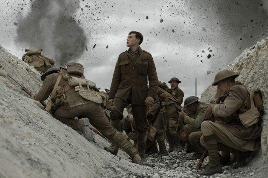 """Menang di Golden Globes, pre-order tiket bioskop """"1917"""" melejit"""