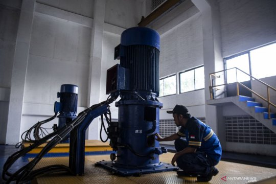 52 pompa di DKI Jakarta masih dalam perbaikan