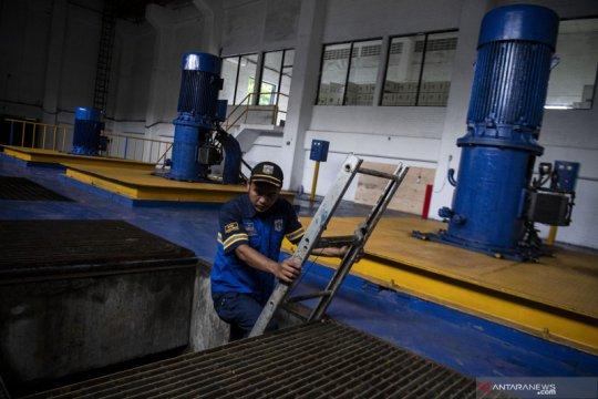 Puluhan pompa mesin disiagakan antisipasi banjir di Pluit