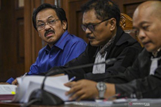 Saksi akui berikan Rp50 juta ke bawahan Nurdin Basirun biaya perizinan