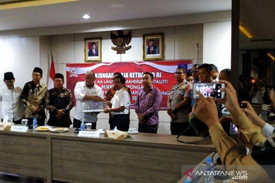 Ketua DPD RI prihatin Wagub Babel diserang penambang ilegal