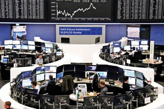 Saham Jerman ditutup merosot, indeks DAX 30 terpangkas 1,01 persen