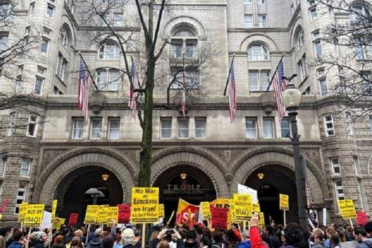 Pejabat: Aksi balasan AS terhadap serangan Iran dapat berujung perang