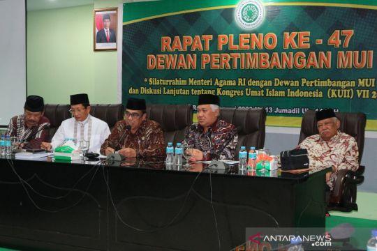 Menag hadiri rapat pleno Dewan Pertimbangan MUI