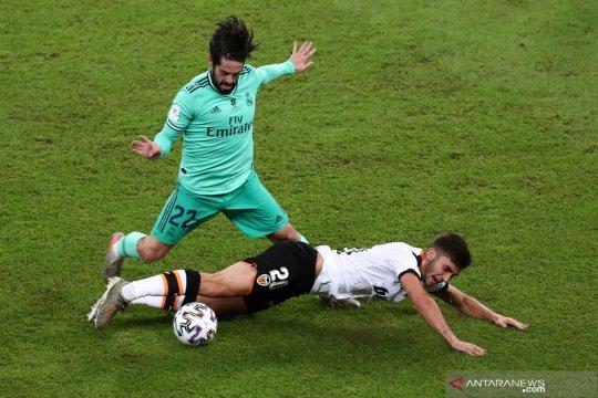 Real Madrid kalahkan Valencia 3-1