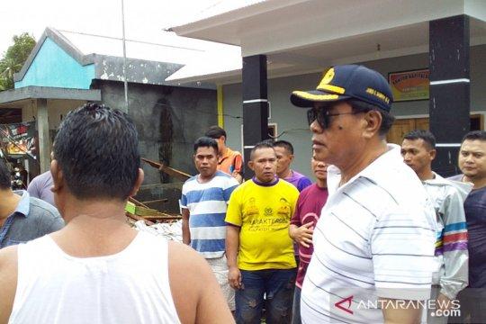 Pemerintah siapkan dana perumahan bagi korban bencana di Sangihe
