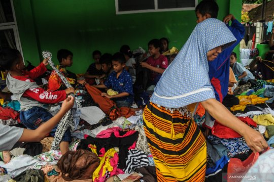 Penanganan terpadu banjir di tiga provinsi dipuji Menteri PPPA