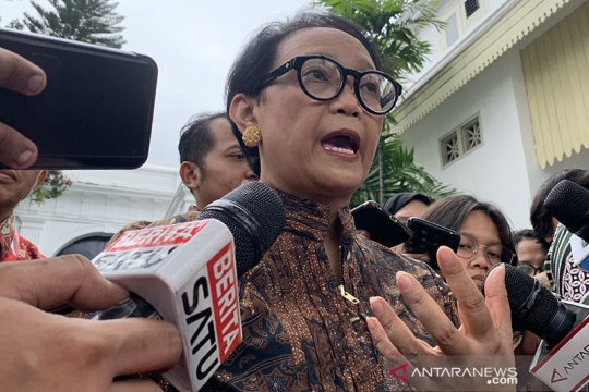 Hubungi Presiden DK, Menlu RI harapkan Vietnam bantu redakan konflik