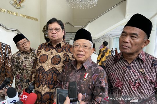 Wapres: Sertifikasi halal gratis segera direalisasikan