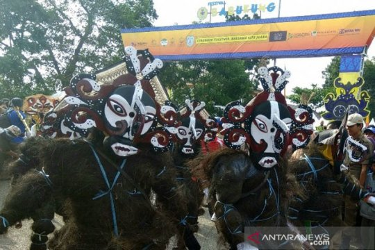 Tiga festival budaya Kalteng masuk  agenda Kementerian Pariwisata 2020