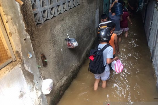 Kajian Amdal penting antisipasi bencana banjir, sebut pakar IPB