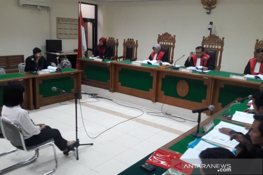 Kuasa hukum Gabriella nilai dakwaan JPU KPK tidak tepat