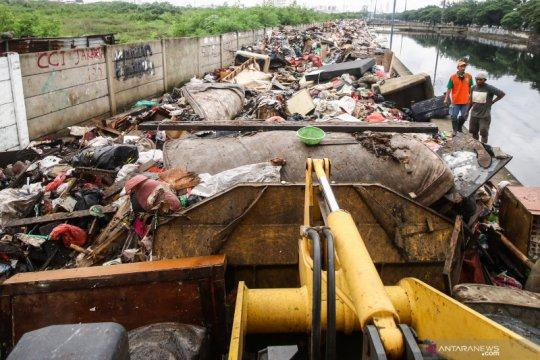 Antisipasi banjir susulan di Jakbar, Sudin SDA data tanggul jebol