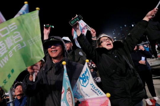 Wakil pemimpin terpilih Taiwan akan hadiri Sarapan Doa Nasional AS