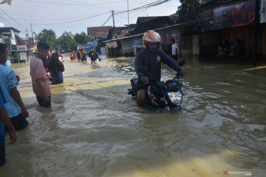 2.173 rumah warga di Kabupaten Grobogan terdampak banjir