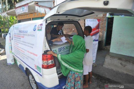 Layanan BPJS Kesehatan keliling di Padang